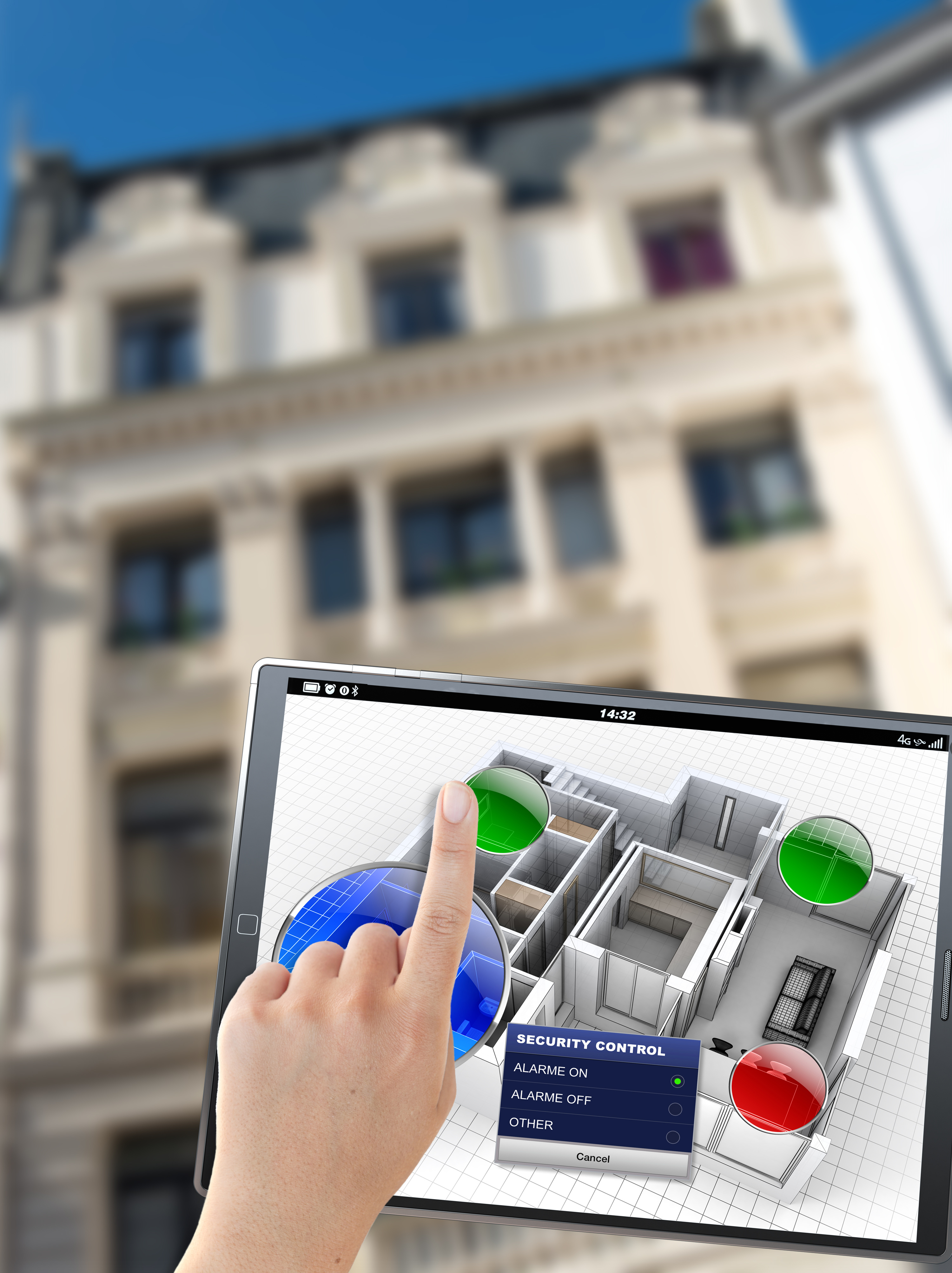 BAS Building Automation System